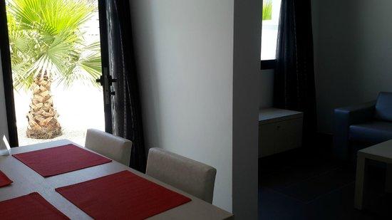 Migjorn Ibiza Suites & Spa : dans le duplex