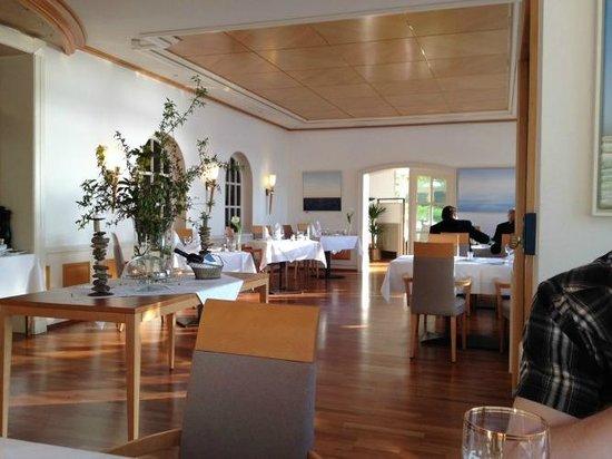 Wyndham Garden Bad Malente Dieksee: den ene ende af restauranten