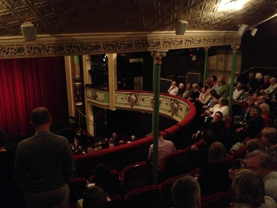 Theatre Royal: Before the curtain rose on Orlando