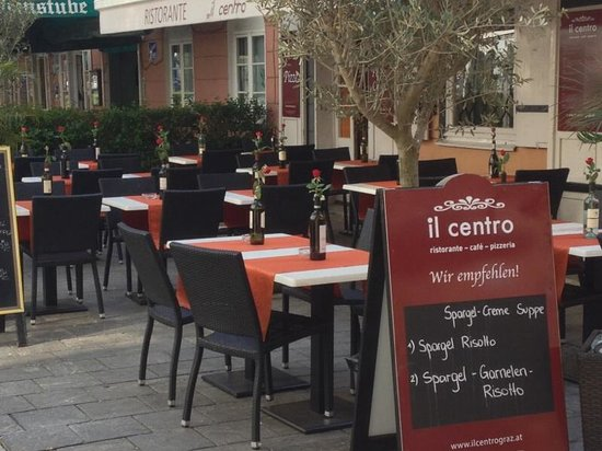 Il Centro, Graz - Innere Stadt - Restaurant Reviews, Phone Number ...