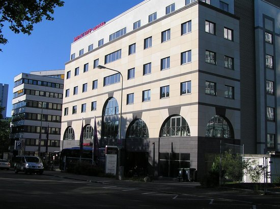 Mercure Hotel Frankfurt Eschborn Süd: Just so that you know what it looks like