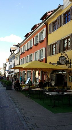 Burg Meersburg Castle: Shops by the Lake of Constance