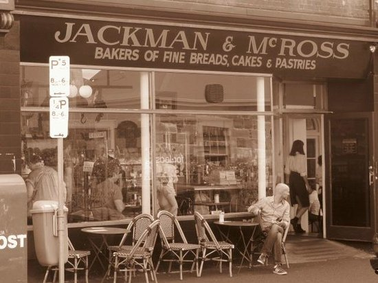 Jackman & McRoss: Good Bakery.
