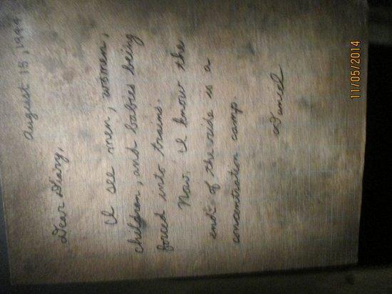 United States Holocaust Memorial Museum : l'histoire de Daniel