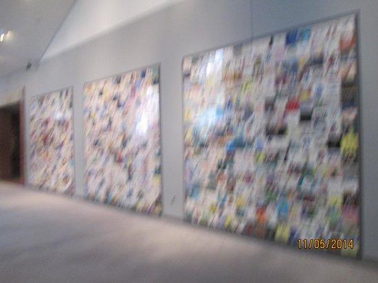 """United States Holocaust Memorial Museum : """"Le Mur des Enfants"""""""