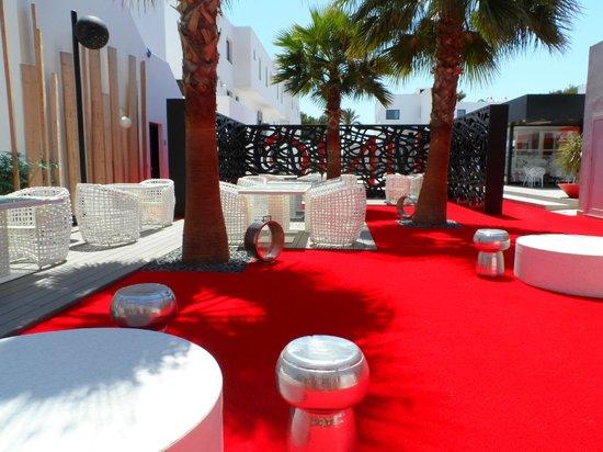 Migjorn Ibiza Suites & Spa : espace détente