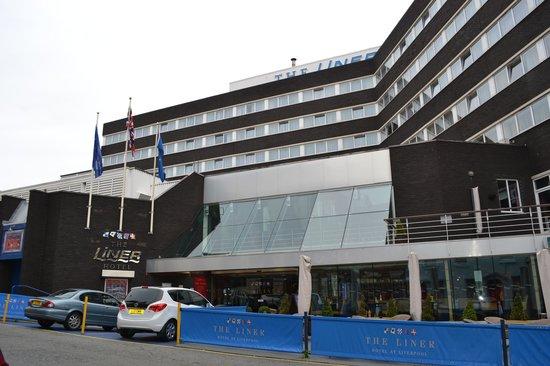 The Liner Hotel: 外観