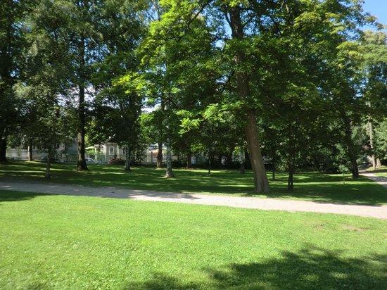 Finlaysonin Palatsi : お庭