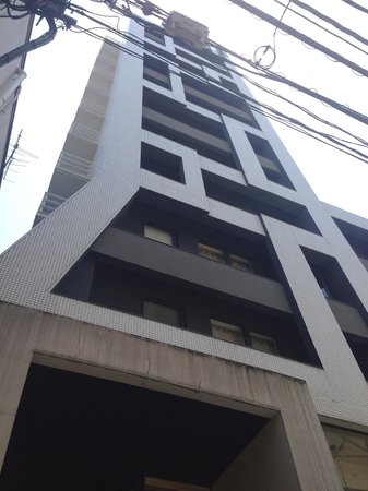 Shibuya Granbell Hotel: 外観