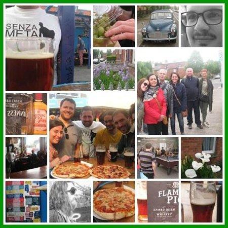 Senza Meta - La Dublino dei Dublinesi Tour in Italiano/inside Dublin walking tour: i tours di maggio