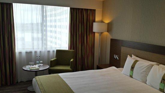 Holiday Inn London - Wembley: Holiday Inn Wembley - Room view