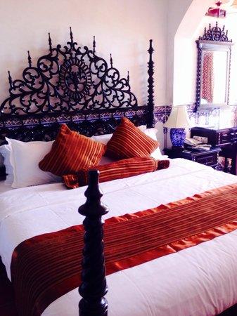 Pousada de Coloane Beach Hotel & Restaurant : Romantic room :)