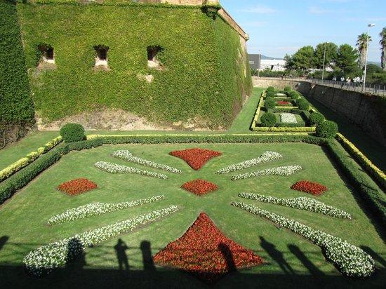 Montjuic Castle: Vista Castello Montjuic 2