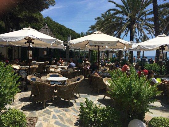 Alameda Grand Marina Cafe