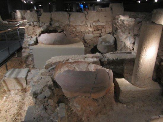 Museu d'Historia de Barcelona - MUHBA : Le Fondazioni della Città di Barcellona 1