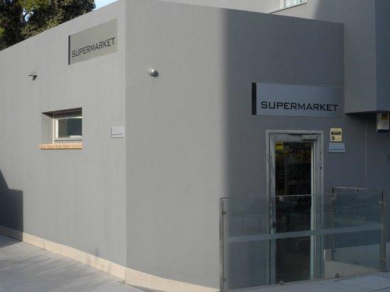 Migjorn Ibiza Suites & Spa: superette