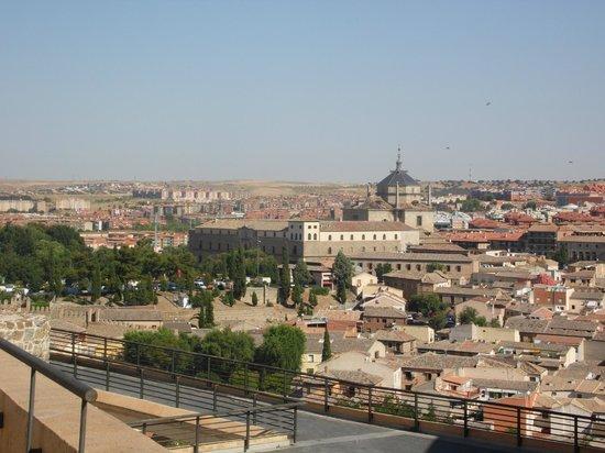 Ayuntamiento de Toledo: Vista