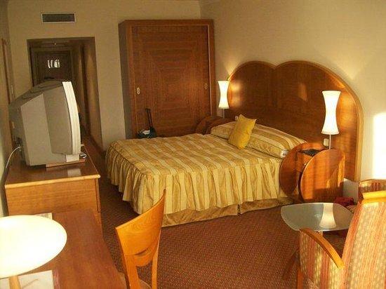 President Hotel Prague : La chambre