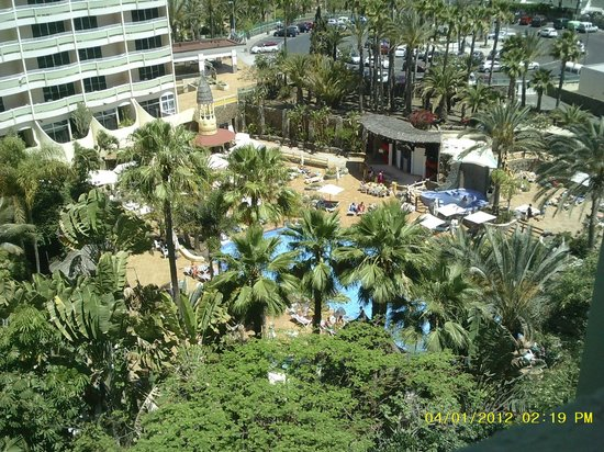 IFA Buenaventura Hotel: the view