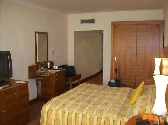 President Hotel Prague : Chambre