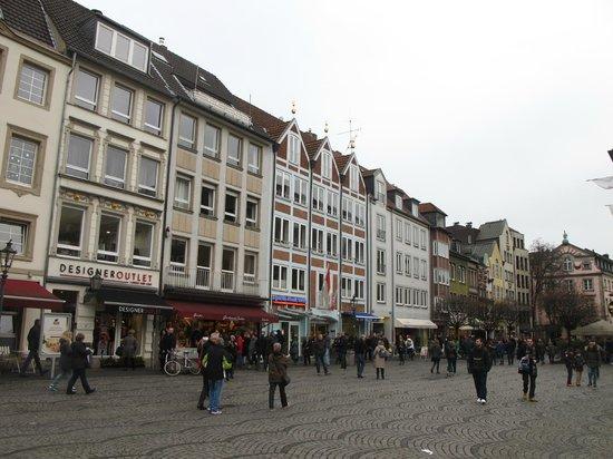 Altstadt: На улицах Альтштадта