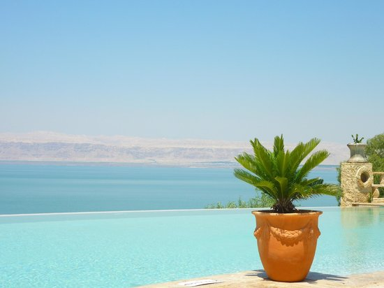 Movenpick Resort & Spa Tala Bay Aqaba: infinity pool