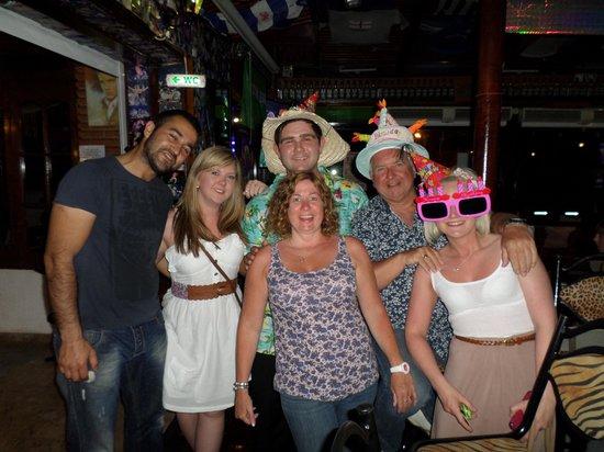 Calypso Restaurant : Yammas.....