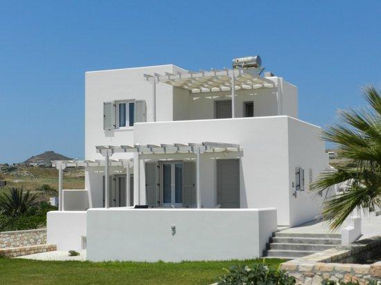 Santa Maria Luxury Suites & Spa: Rhodolite Suite - Top Level