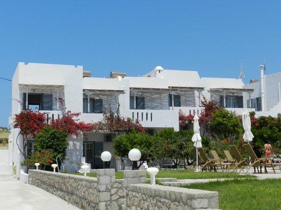 Santa Maria Luxury Suites & Spa: Santa Maria Villages Rooms