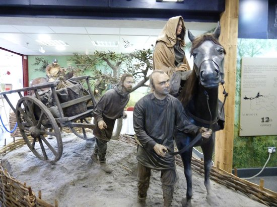 Adare Heritage Centre: how they use to ride