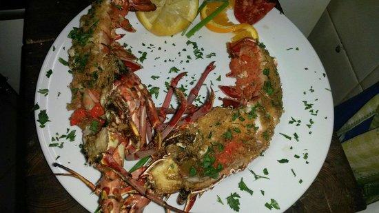 Marea Restaurant: Aragosta
