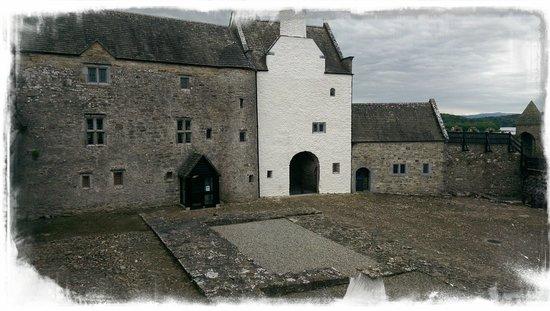 Parke's Castle: Park Castle Ireland