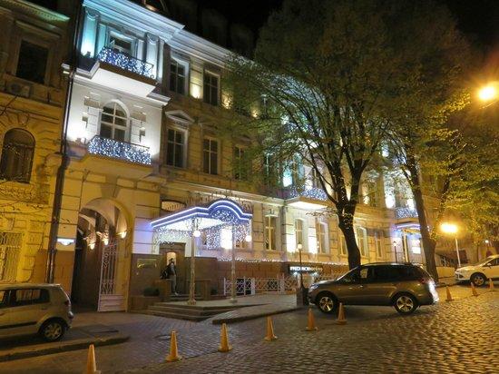 Continental : Beautiful hotel in Odessa