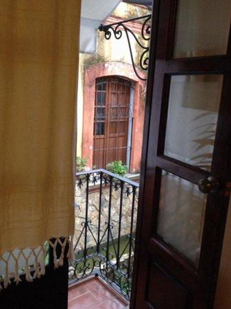 Estancia de Valencia: Terraza de la habitación Ámbar
