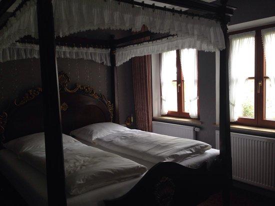 Burghotel : Foto do quarto