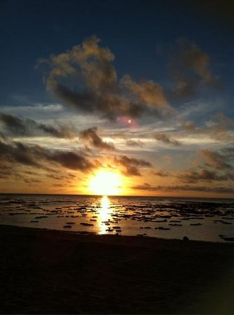 Etu Moana : Beautiful sunsets!
