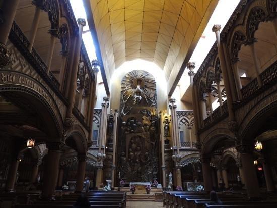 Basilique Notre-Dame de Montréal : capela