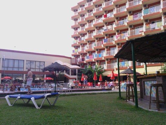 MedPlaya Hotel Balmoral: piscina
