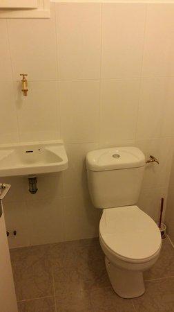 Hotel Cesar: Extra Raum mit WC