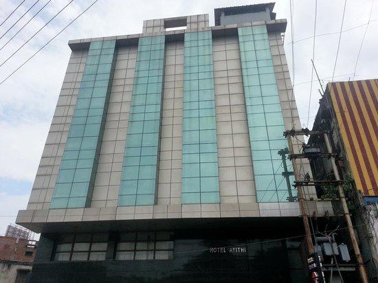 Hotel Atithi : Hotel Athithi