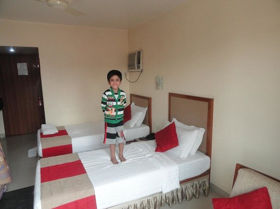 Atithi Hotel: Executive room - Cozy