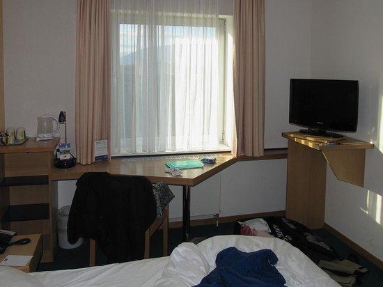 Holiday Inn Express Geneva Airport: Zimmeransicht