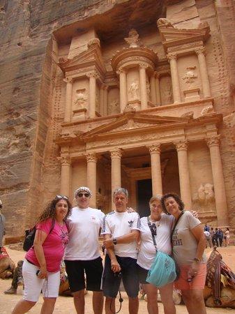 TSC Travel: Petra- Jordan