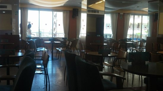 Hotel Oasis Park: Salle du bar