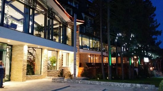 Hotel Zlatibor Mona: Enterance