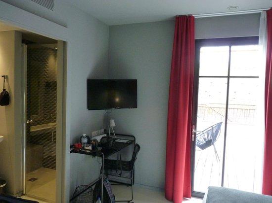 Pont Levis Hotel - Franck PUTELAT: Bedroom