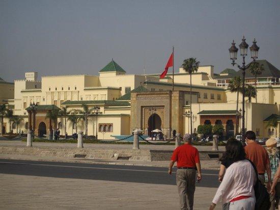 Royal Palace of Rabat : Royal Palace