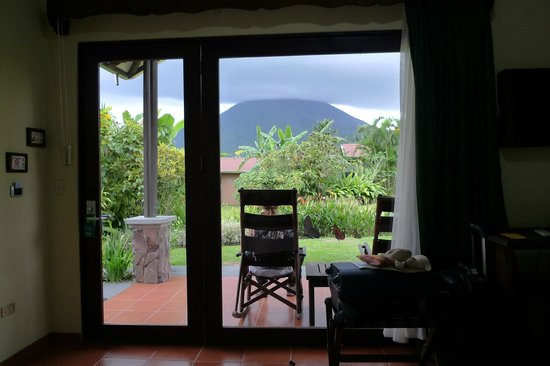 Arenal Springs Resort and Spa: rooms with view on the volcano