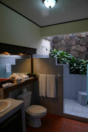 Arenal Springs Resort and Spa: bathroom 506