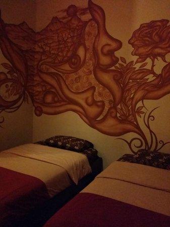 Hotel 1001 Malam : Room